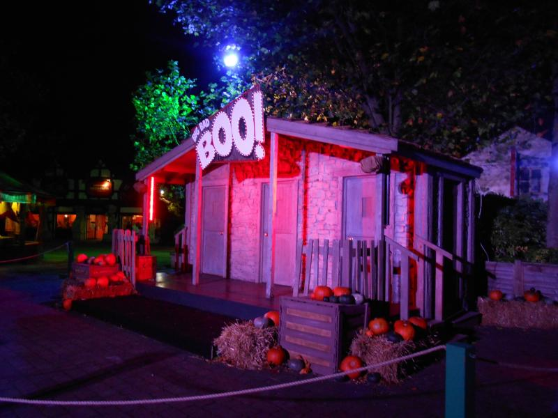 Chessington Hocus Pocus 2012