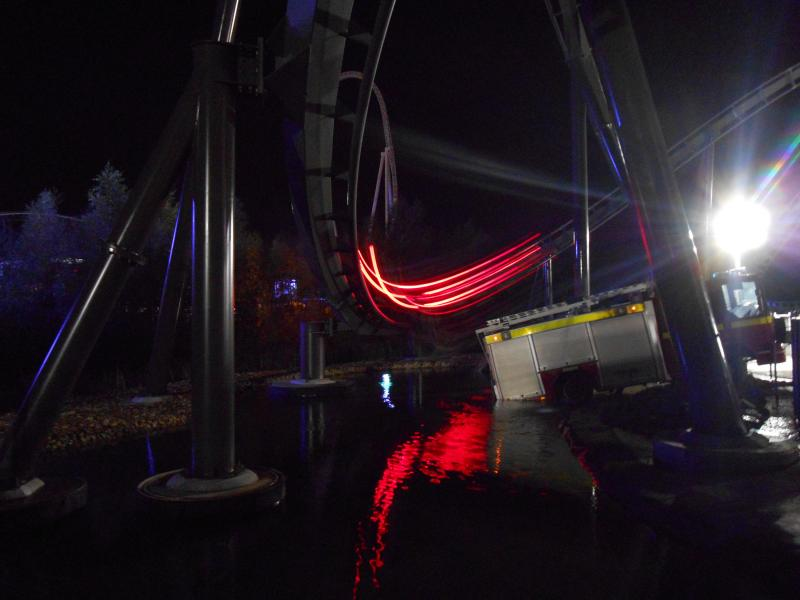 Thorpe Park Fright Nights 2012