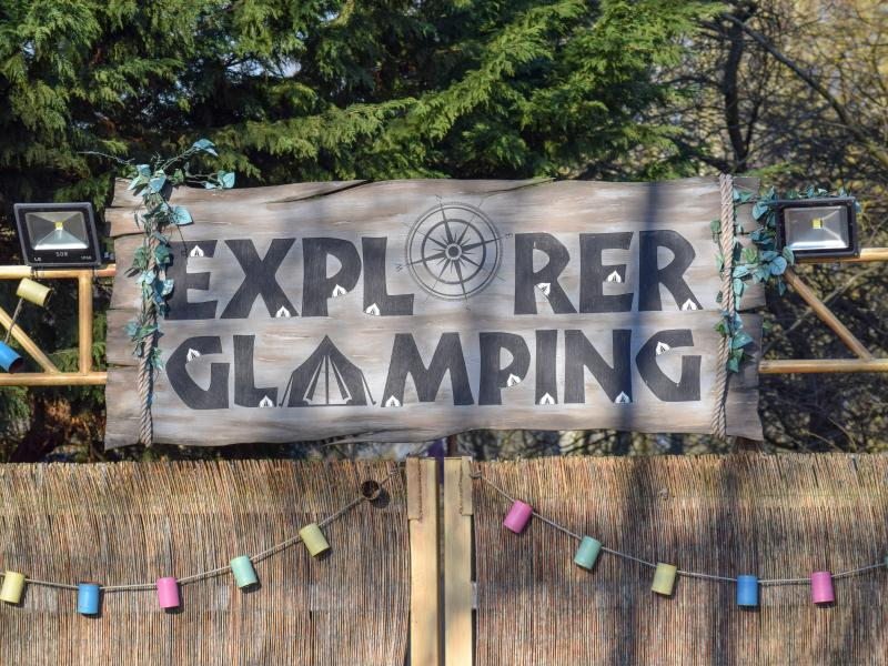 Chessington Explorer Glamping