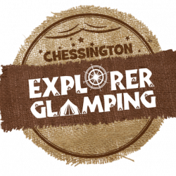 Chessington Explorer Glamping Logo