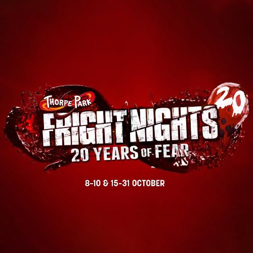 Thorpe Park Fright Nights 2021 Twenty Years Of Fear   Theme Park Guide